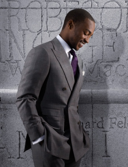Anthony Mackie for Esquire