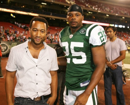 Kerry and John Legend